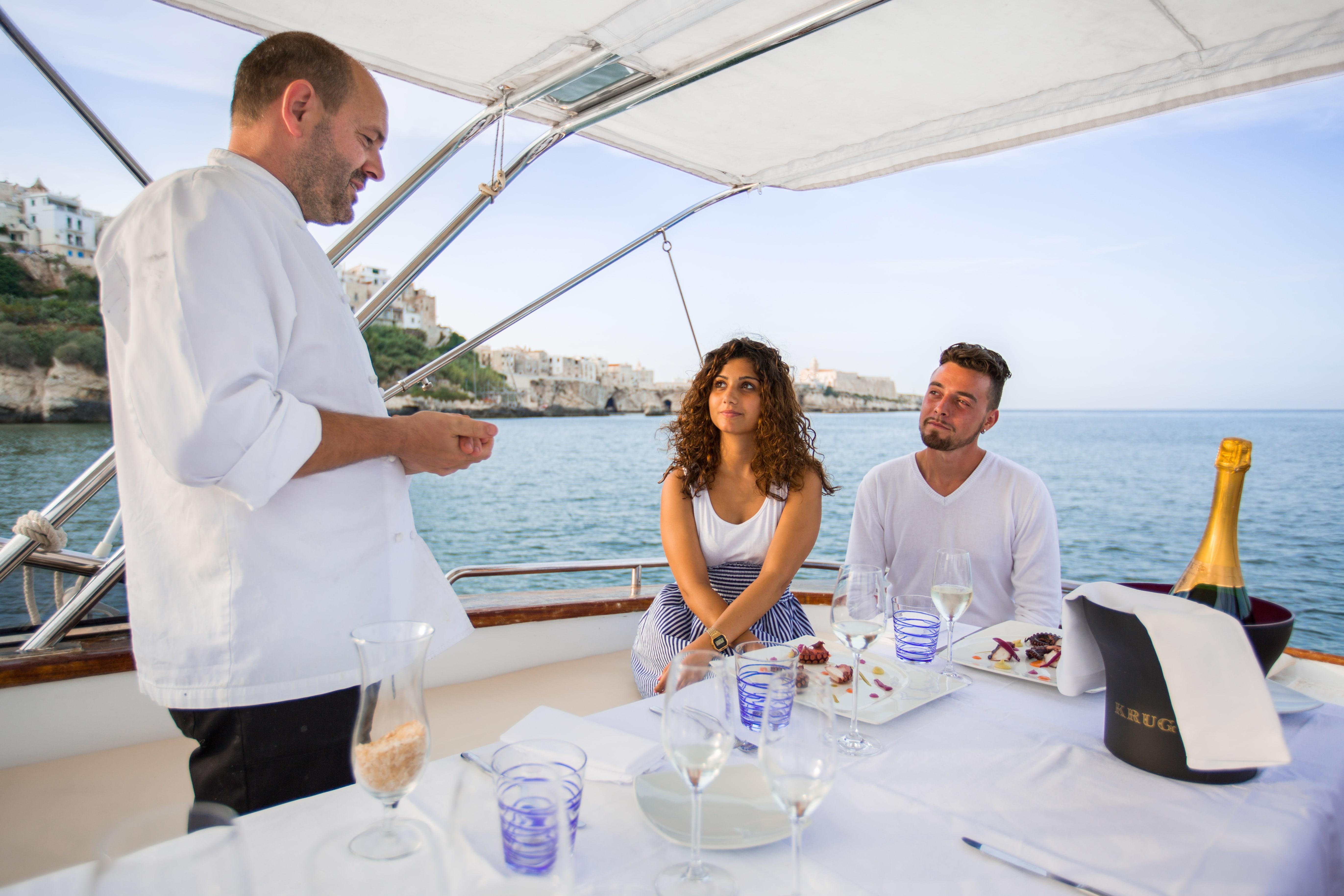 Exclusive Boat - Il Capriccio Vieste