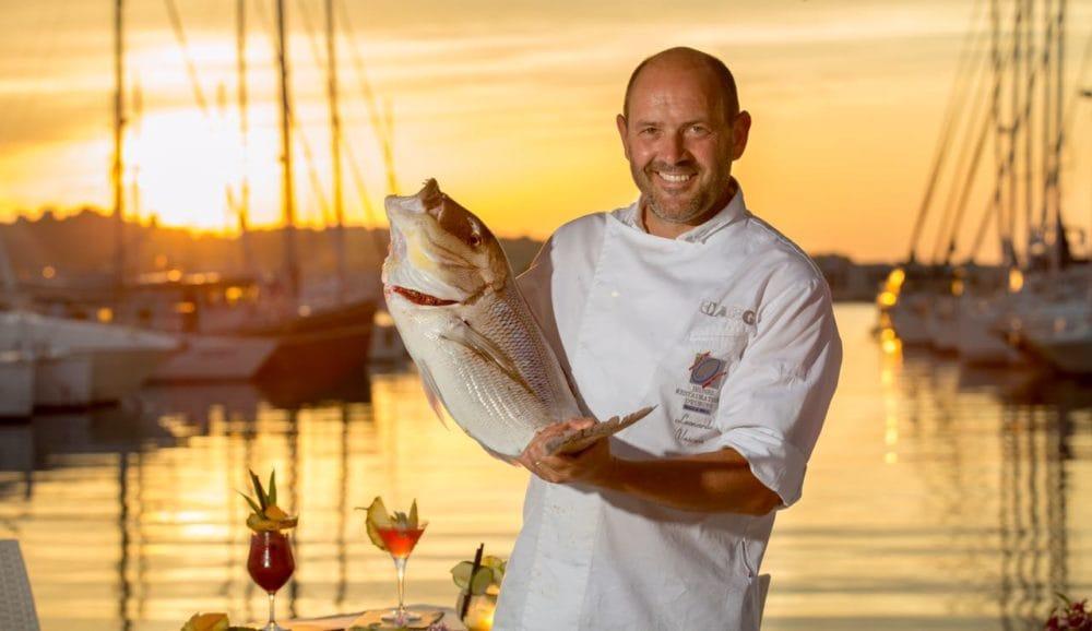 Leonardo Vescera Chef - Il Capriccio Vieste
